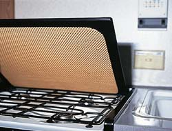Camco 43704 Stove Top Cover 17 Inch Width X 19 1 2 Inch