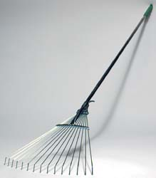 Retractable Rake