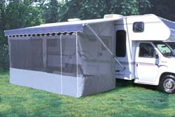 The Vacation'r RV awning room/screenroom - Size: 12' | RV Supply