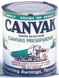 Canvas Preservative