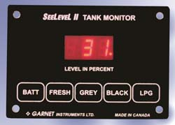 See LeveL II™ Tank Monitor 709