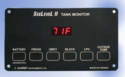 See LeveL II™ Tank Monitor 712TT