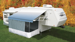 Rv Screen Rooms Rv Add A Room Awning Enclosures