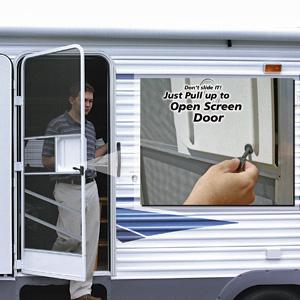 Camco Rv 43953 Screen Door Opener Ebay