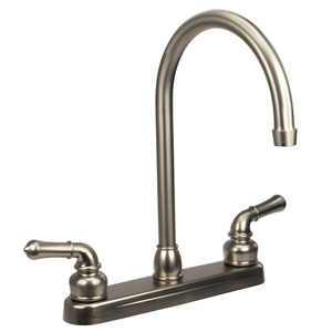 New  RV Kitchen Faucet  For RVs Motorhomes Travel Trailers Towables And
