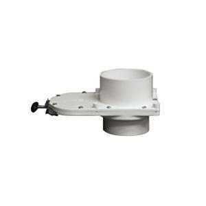 how to change a thetford toilet valve