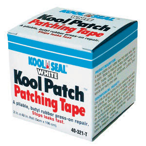 Instant Patch Tape White