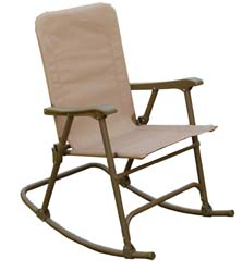 Elite Folding Rocking Chair  Portable Rocking Chair  Tweetys.com