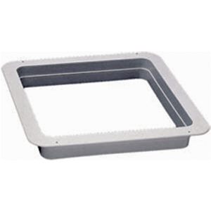 Heng S 90091b Roof Vent Garnish 2 5 8 Quot To 3 3 4 Quot White
