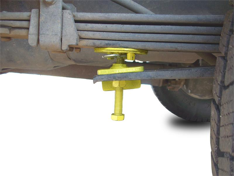 Tork Lift Stable Load For Chevy
