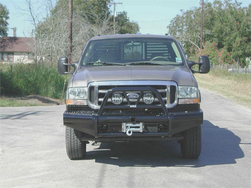 Legend Series Winch Ready Bullnose Front Bumper