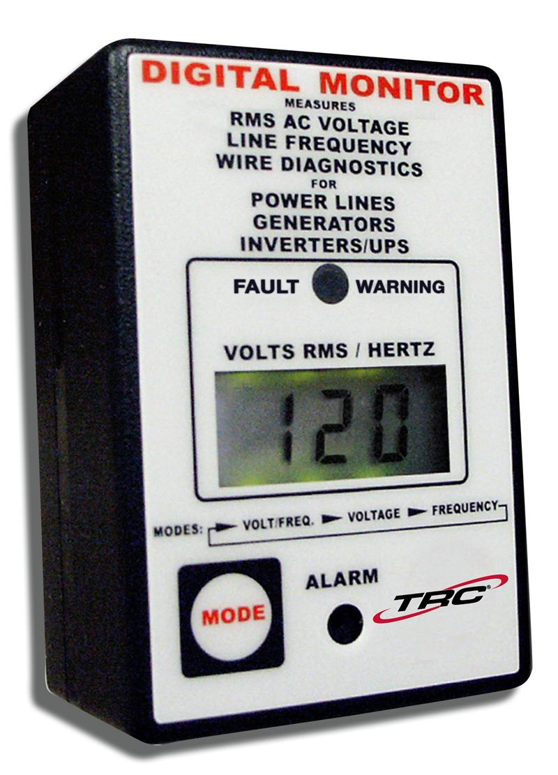 Trc Digital Voltage Monitor
