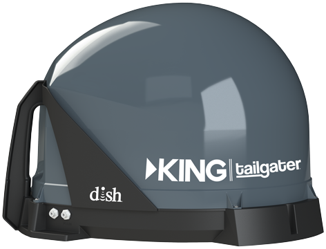 King Controls Vq4500 Tailgater For Dish Network