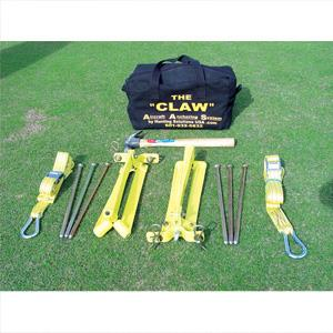 The Claw Tie Down Kit