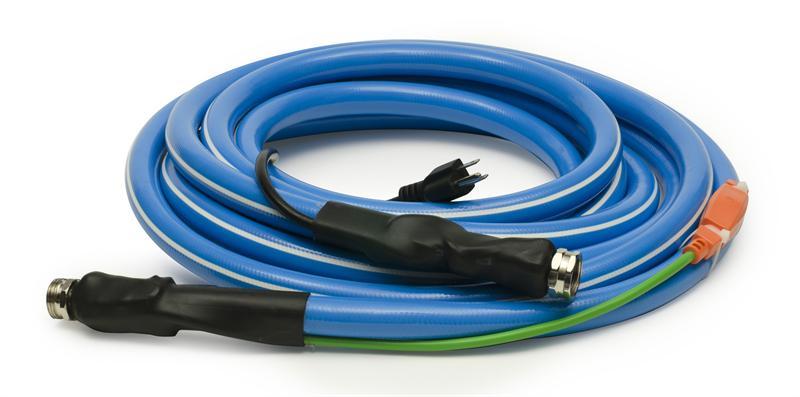 cold weather water hose pirit heated hose tweetys