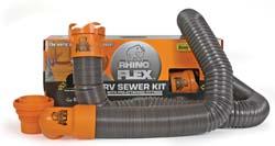 Rhino Flex 15 Rv Sewer Hose Kit