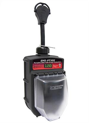 Progressive Industries Ems Pt30x Portable 30amp Electrical