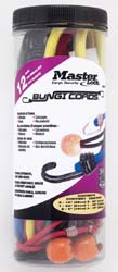Bungee Assortment 12 Piece Canister