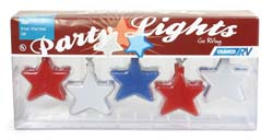 Party Lights, Patriotic Stars