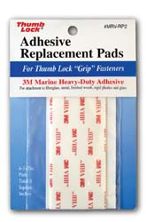 Adhesive Replacement Pad