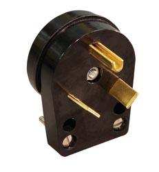 30 Amp Rv Plug >> 30 Amp 125v Replacement Plug