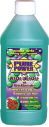Waste Digester & Holding Tank Treatment, 16 oz.