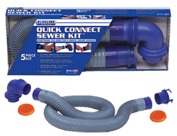 Blueline QuickConnect Sewer Kit
