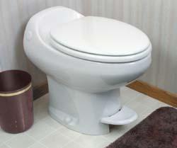 Camper Toilets   Permanent Mount RV Toilets - All Major Brands