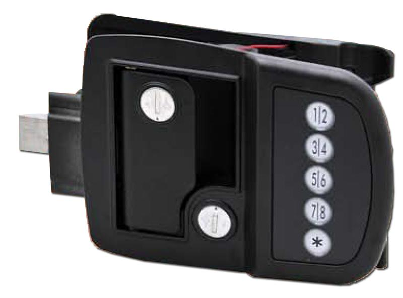 Ap Products 013 509 Electronic Door Lock For Travel