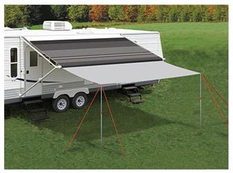 RV Screen Rooms | RV Add-A-Room | Awning Enclosures