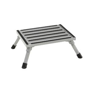 Stromberg Carlson Pa 100 Aluminum Folding Platform Step 19X14