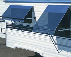 Carefree Standard Window Awning Vinyl Roller Assembly with ...
