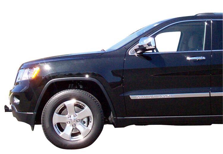 Roadmaster 521440-4 Bracket Kit 2011-2019 Jeep Grand Cherokee 11-13 Durango
