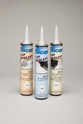 Epdm Lap Sealant Dicor Lap Sealant Rv Roof Maintenance
