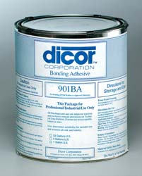 Dicor Rubber Roof System Water Based Adhesive