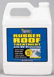 Protect All Rubber Roof Treatment