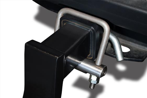 Tow Hitch Accessories >> Roadmaster Quiet Hitch Receiver Tube Anti Rattle Bracket