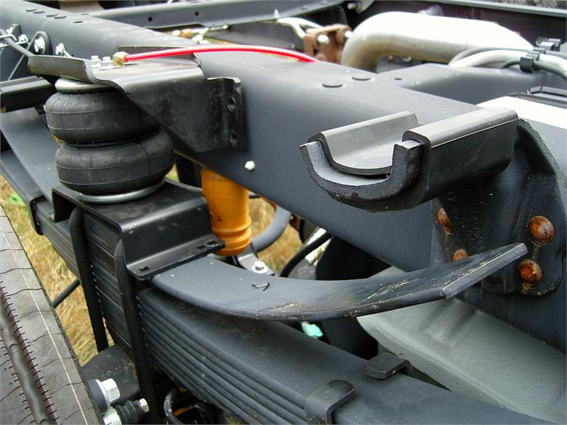Torklift Stable Load A7200 Ford Dodge Truck Suspension Spring Bumper New