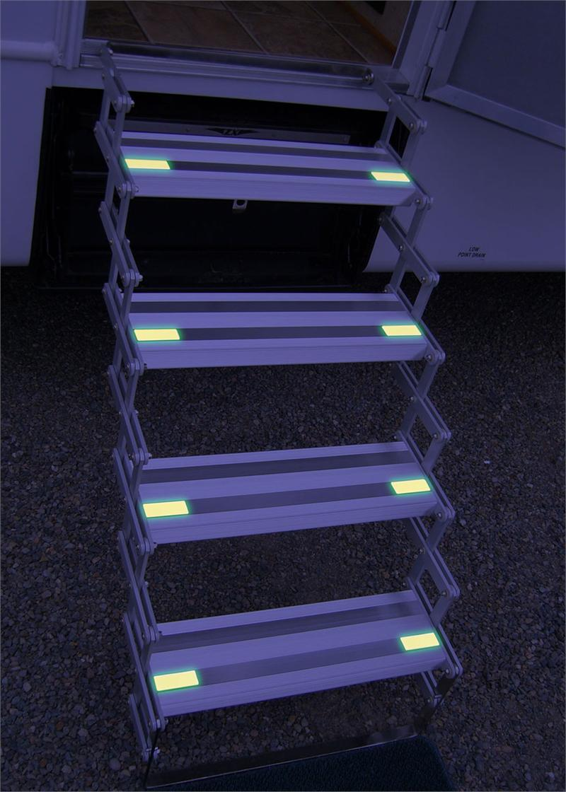 Glow In The Dark Steps