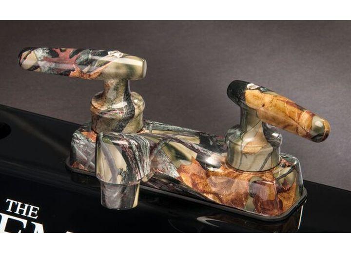 Empire Brass Camo-Grn-77 Green Camo Rv Lavatory Faucet W Brass Cartridge