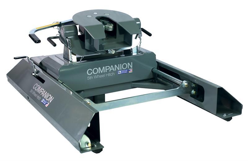 5Th Wheel Hitch For Sale >> B W Rvk3400 Companion Slider Fifth Wheel Hitch
