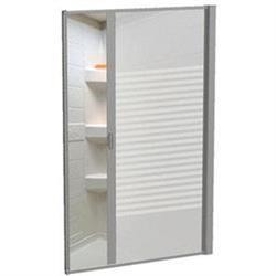 Stoett New6660nk Retractable Rv Shower Door For Showers 66