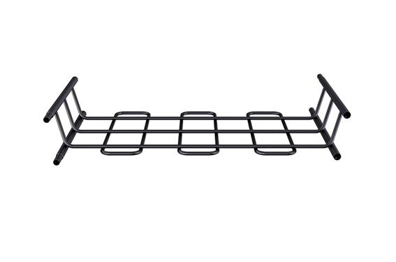 thule steel roof basket canyon 50 25 u0026quot  length x 41 u0026quot  width includes wind fairing
