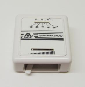 Atwood Hydro Flame Furnace Wall Thermostat White