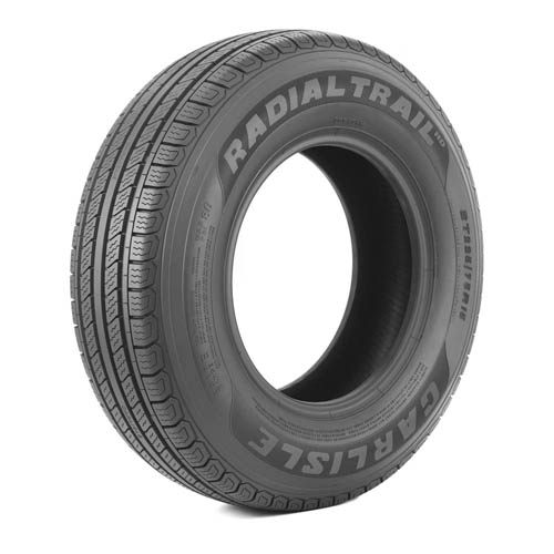 Carlisle 6h04621 Steel Belted Radial Trailer Tire St225