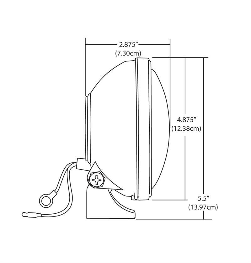 kc hilites 451 apollo pro pair pack system halogen spread. Black Bedroom Furniture Sets. Home Design Ideas