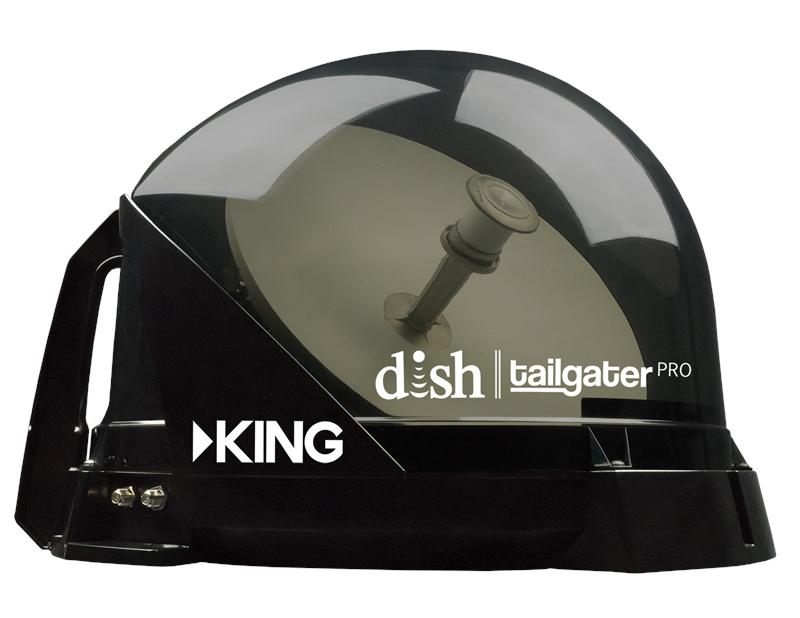 Dish Network For Rv >> King Dtp4900 Tailgater Satellite Dish