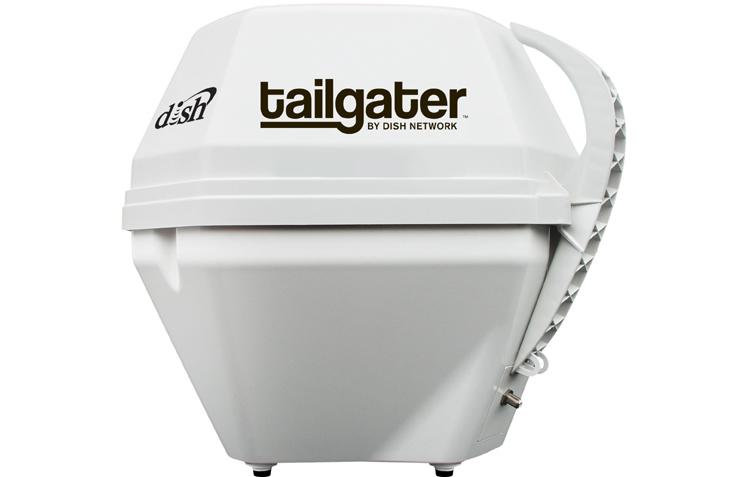 Dish Network For Rv >> Dish Network Vq2500 Dish Network Tailgater Rv Satellite Antenna