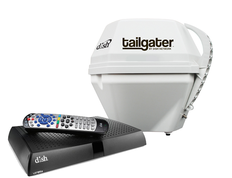 Dish Network Vq2500 Dish Network Tailgater Rv