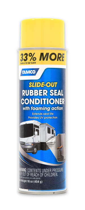 Camco Rv Rubber Seal Lubricant 16 Oz